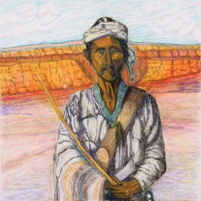 &quot;Barbancito&quot; by Gerald Nailor
